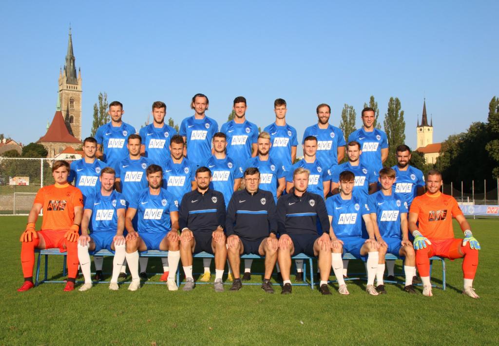 FK Čáslav - muži A (DIVIZE C, podzim 2021)